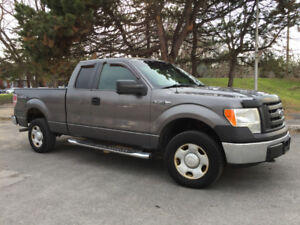 2009 FORD F-150 XL 4X4 - Excellent Condition!