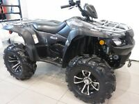 2009 Suzuki KINGQUAD 500  AXI POWER STEERING - 35,48$/SEMAINE