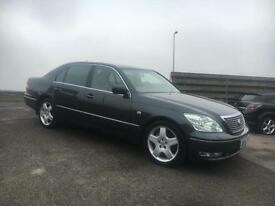 *Deposit taken* 2005 55 Lexus LS 430 4.3 Auto, (low miles, Lexus plus 1 owner)