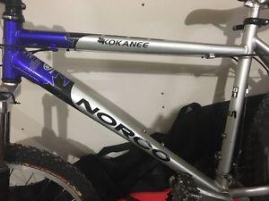 "Norco Kokanee 18.5""- vélo de montagne"