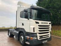 2012 12 Scania R400 sleeper cab 4x2 tractor unit