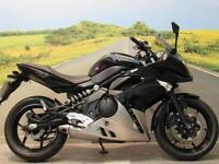 Kawasaki EX650 2011