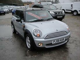 2009 Mini Cooper 1.6 Pepper. Only 49,000 miles. 2 owners from new.