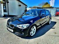 2013 BMW 1 Series 116I SPORT Hatchback Petrol Manual