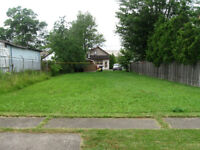 BUILDING LOT in Established subdivision