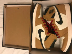 Air Jordan 1 rookie of the year size 12