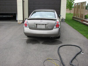 2006 nissan Altima parting out