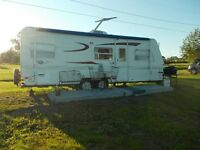 For rent 25 ft. trailer