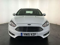 2015 FORD FOCUS TITANIUM TDCI DIESEL 1 OWNER SERVICE HISTORY FINANCE PX WELCOME