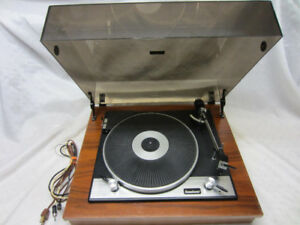 Sugden Conneisseur BD-2A Turntable, retro, new stylus, $110