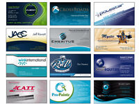 24hrs OR IT'S FREE: Business Logos, Business Cards and MORE!