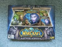 World Of Warcraft Battlechest Set