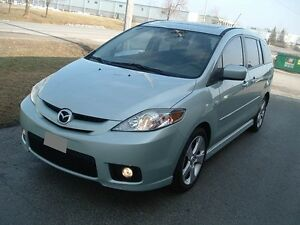 2006 Mazda 5 Wagon Hatchback Automatic GT