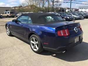 2012 FORD MUSTANG GT * V8 * CONVERTIBLE * LEATHER * POWER GROUP  London Ontario image 4