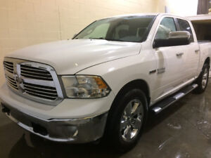 2014 Dodge Power Ram 1500 Big horn Camion ecodiesel crew cab