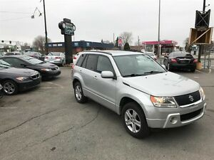 Suzuki Grand Vitara Luxury AWD-CUIR-TOIT-AUTO 2007