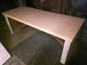 Large Wood Tables