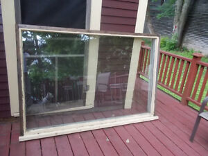 Large Picture Window Double Glazed Great Shape = almost free