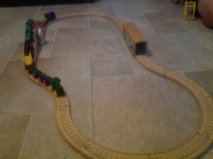 Train Set And Toys