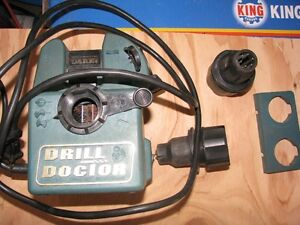 Drill tool doctor