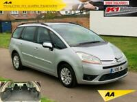 Citroen Grand C4 Picasso 1.8i 16v VTR+, FREE DELIVERY UP TO 100 MILES