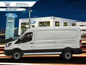 2016 Ford Transit-250 148 WB Cargo  - Rear Barn Doors -  Backup