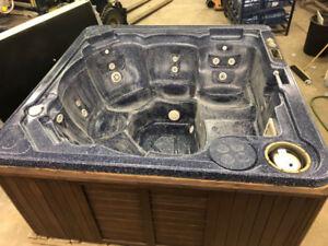 Used Hydropool Hot Tub
