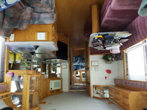 Selling motor Home