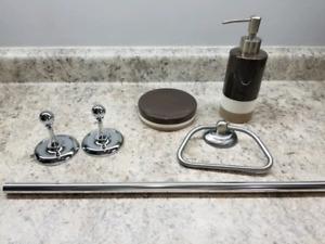 DKNY Bathroom Accessories - EUC