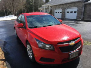 2014 Chevy Cruze (PRICE REDUCED)