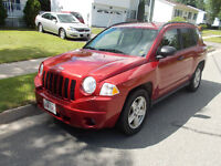 2007 Jeep Compass 4x4 SUV, Crossover