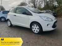 2013 Ford KA STUDIO HATCHBACK Petrol Manual