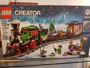 Lego 10254 Christmas Holiday Train BNIB