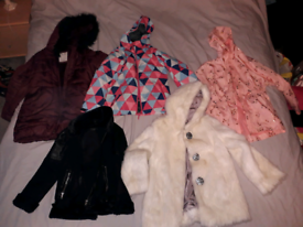 Bundle MASSIVE BUNDLE OF GIRLS CLOTHES 7 TO 8 YEARS