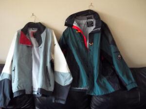 2 Helly Hansen Mens  Coats