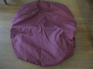 PADDED DINNING TABLE COVER with DRAWSTRING FOR SNUG FIT!