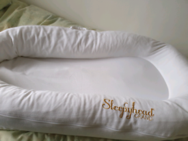 Sleepyhead Grand Pristine White Baby Pod