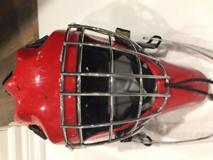 Jr Hackva Goalie mask