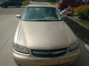 2001 Chevrolet Malibu LS Sedan [REDUCED TO SELL]