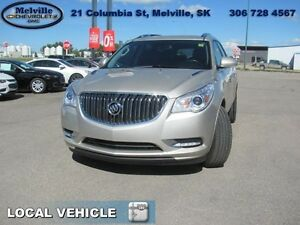 2013 Buick Enclave Leather  NEW TIRES*HEATED SEATS*TOW PKG Regina Regina Area image 2