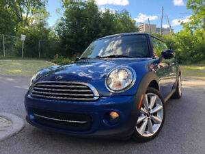 2013 MINI Cooper Navigation, Leather, Roof