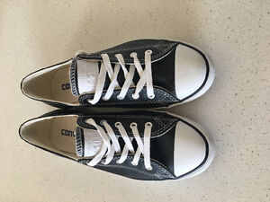 Converse leather low sneakers never worn NWOT $60 OBO
