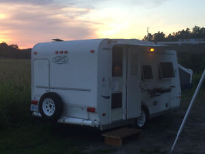 Rent Hybrid Trailer - cancellation For Canada Day Long weekend!