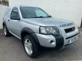 2005 LAND ROVER FREELANDER COMMERCIAL TD4 SWB 4X4 - GREAT CONDITION - PX WELCOME