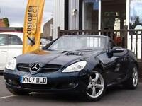 2007 Mercedes Benz SLK SLK 350 2dr Tip Auto 2 door Convertible