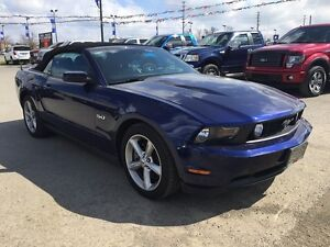 2012 FORD MUSTANG GT * V8 * CONVERTIBLE * LEATHER * POWER GROUP  London Ontario image 8