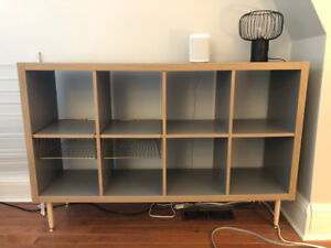 Moving Sale - Shelves, Desk, Lamps and more