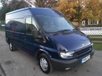 Ford Transit 2.0TDCi Lx / Mwb / Top Spec / NO VAT.
