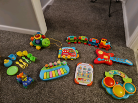 Selection of Baby Toys in great clean, working condition
