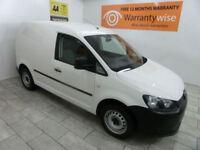 2012 Volkswagen Caddy 1.6TDI (102bhp) C20 ***BUY FOR ONLY £33 PER WEEK***